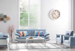 Oturma Odasına Uygun Rahat Dekorasyonlar